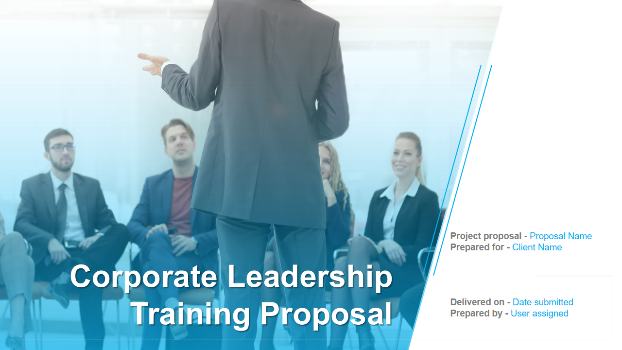 Corporate Leadership Training Proposal