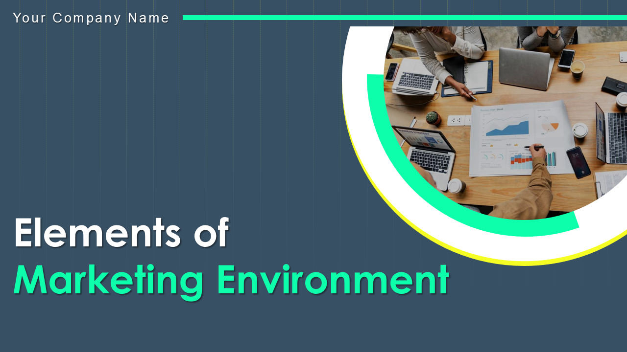 Elements Of Marketing Environment
