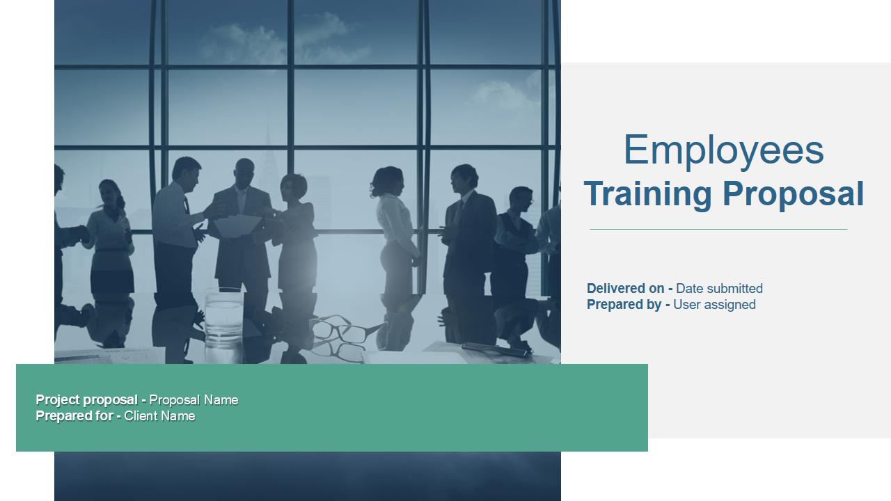 Employees Training Proposal
