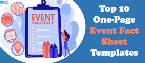 Top 10 One-Page Event Fact Sheet Templates to Arm you Organize a Successful Event!