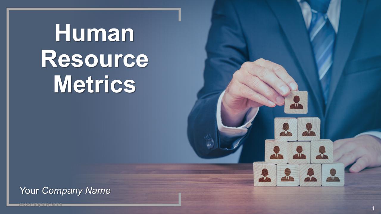 Human Resource Metrics