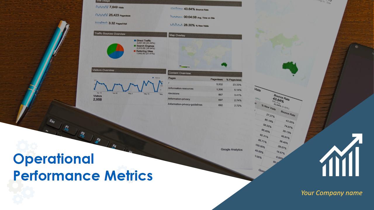 Operational Performance Metrics