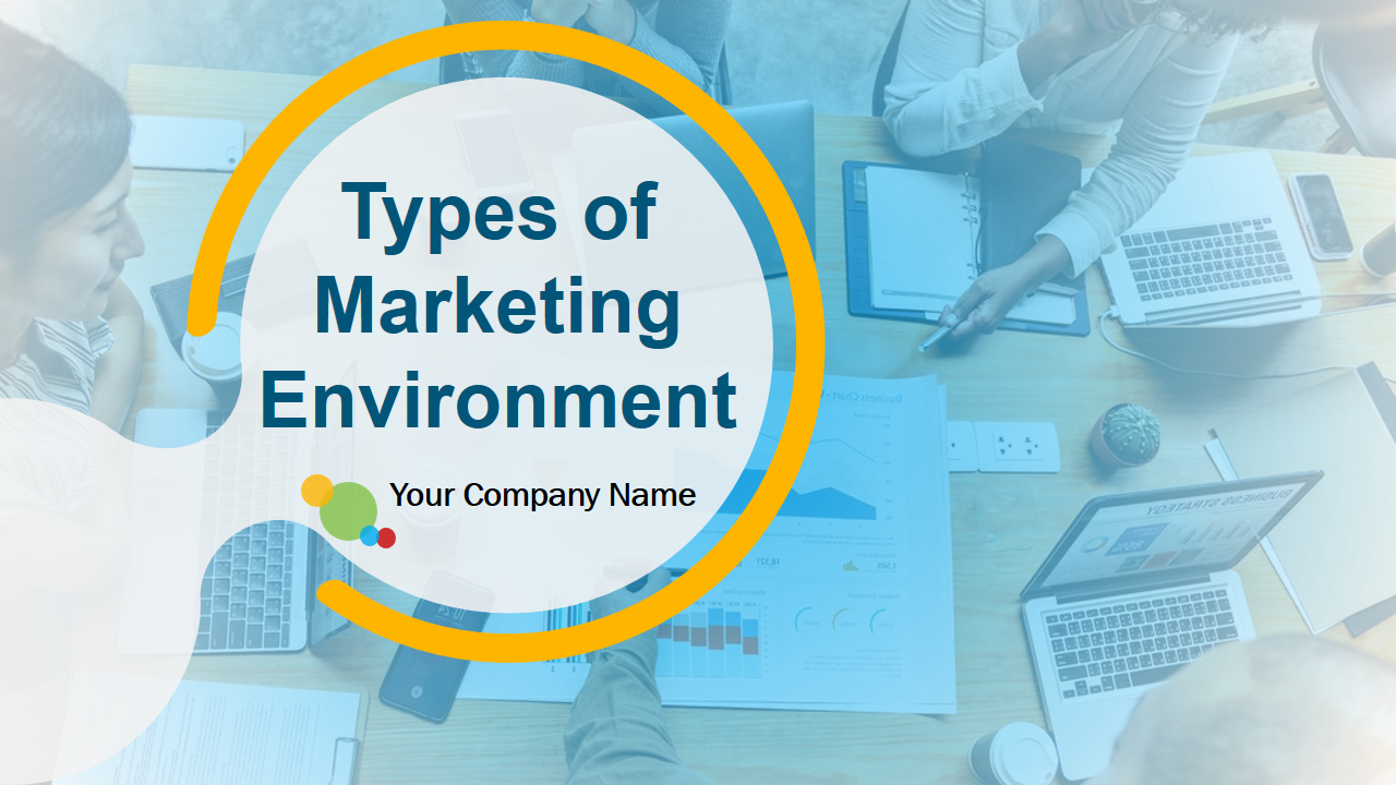 Types Of Marketing Environment