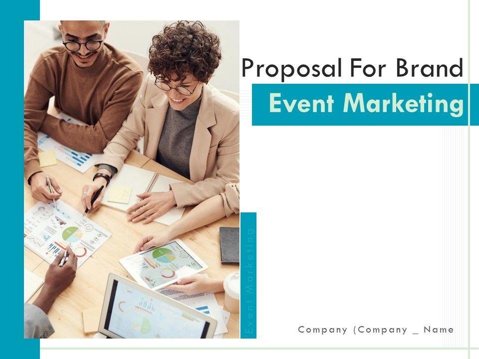Brand Event Marketing Template