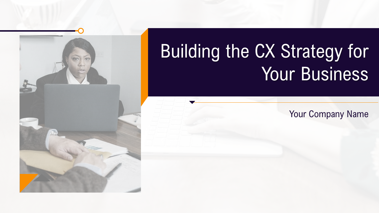 Building The CX Strategy For Your Business PowerPoint Presentation