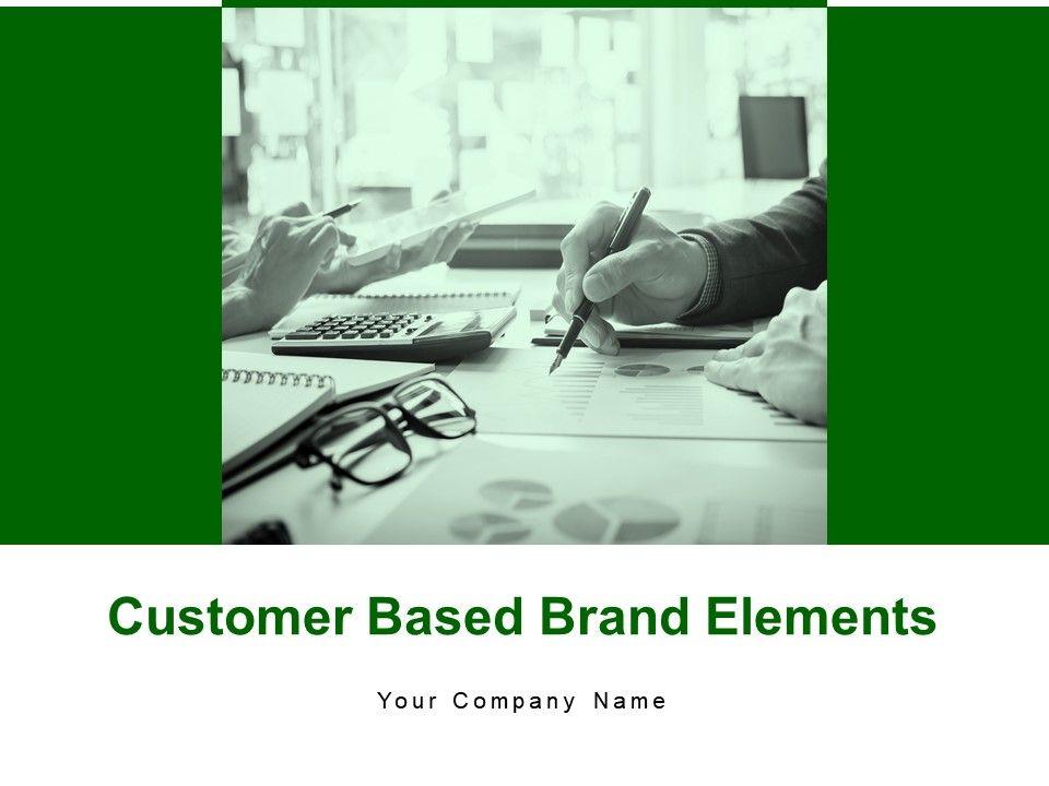 Customer Based Brand Elements