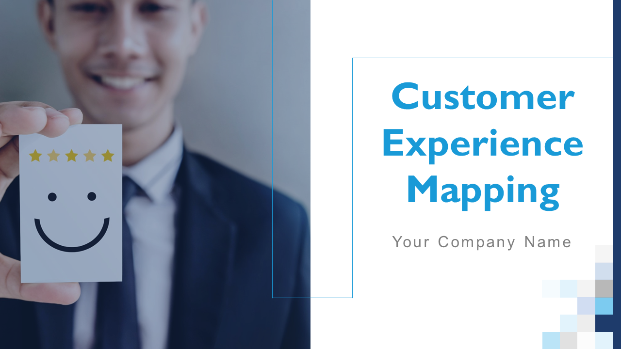 Customer Experience Mapping PowerPoint Presentation