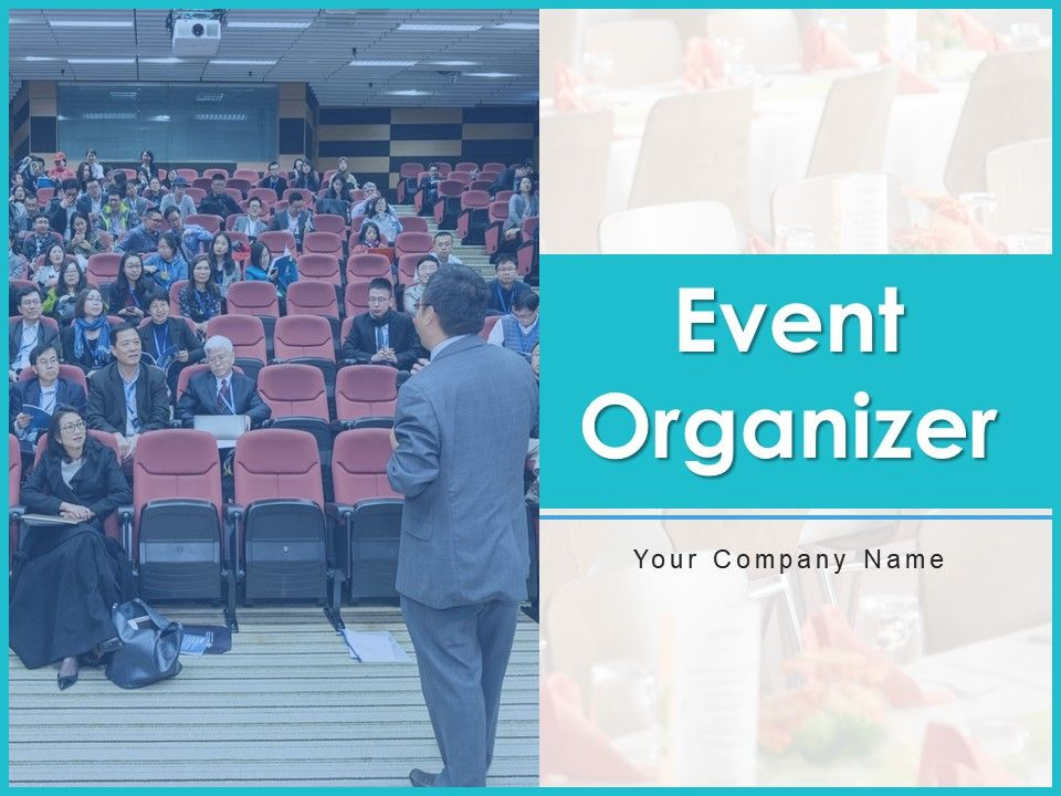 Event Organizer Template