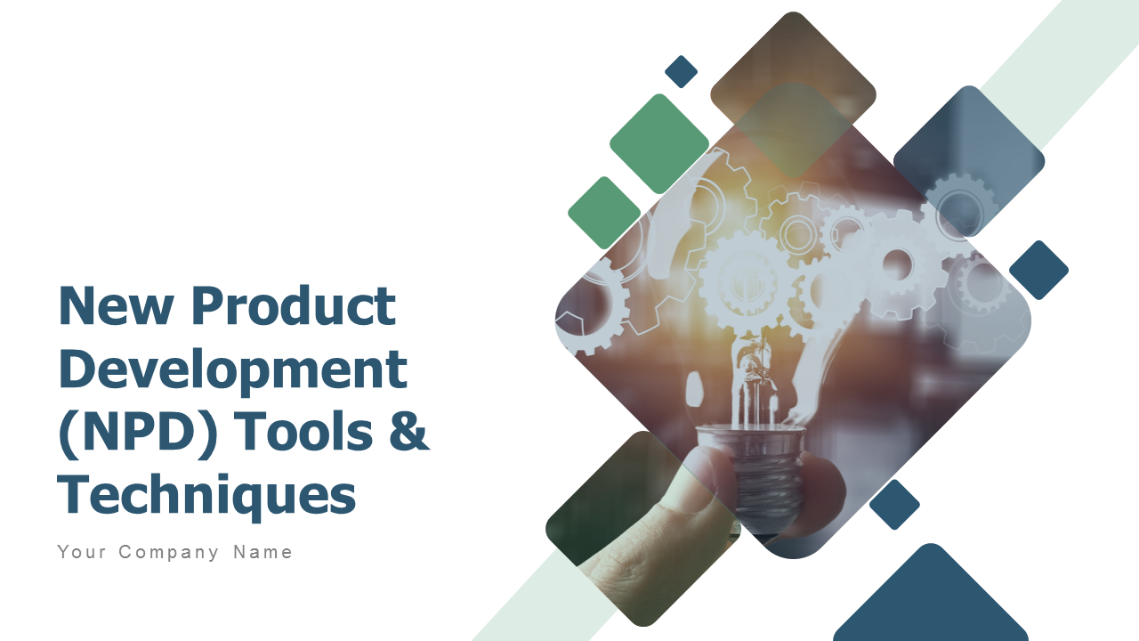 New Product Development Npd Tools And Techniques PowerPoint Slides