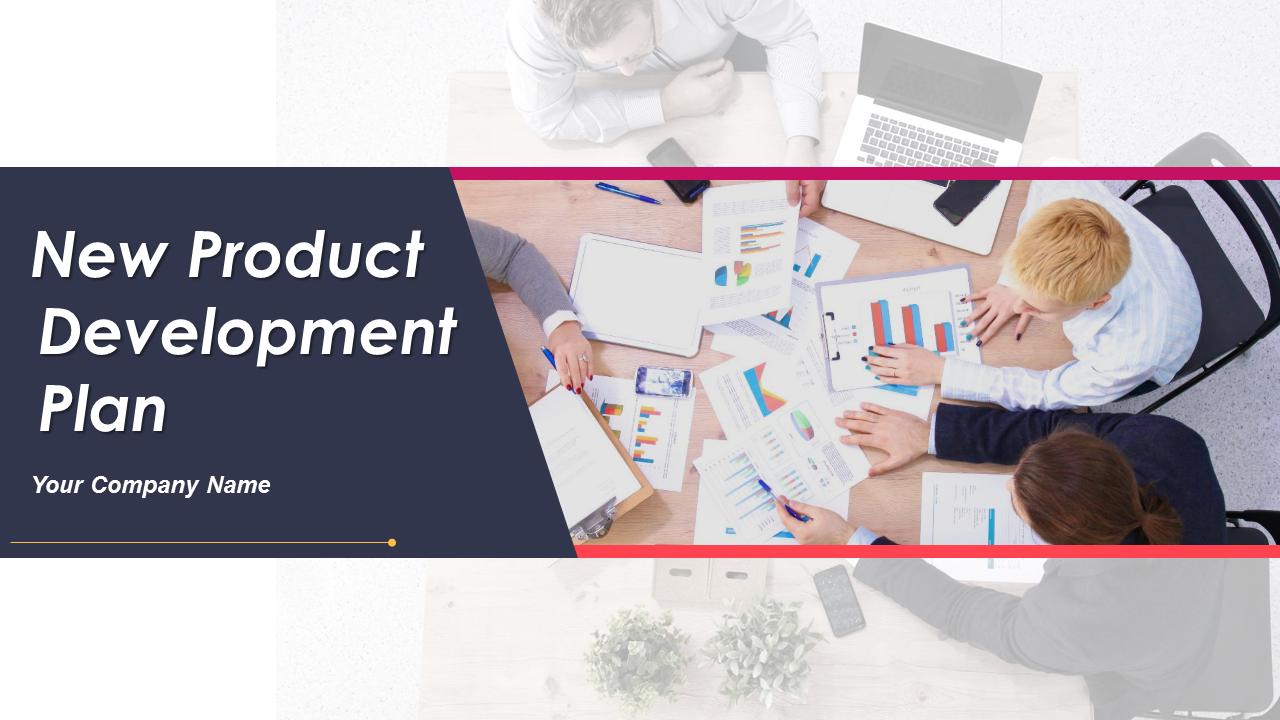 New Product Development Plans PowerPoint Slides