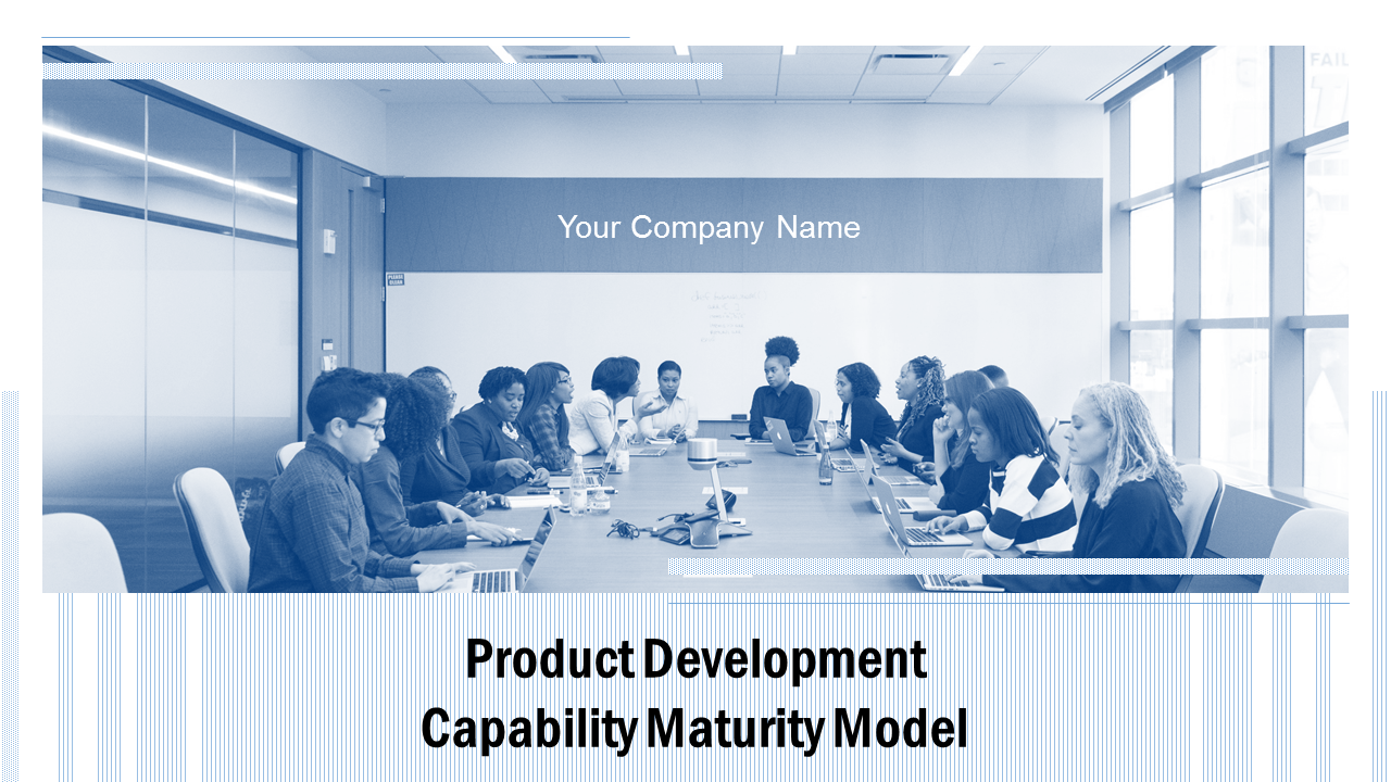 Product Development Capability Maturity Model PowerPoint Slides