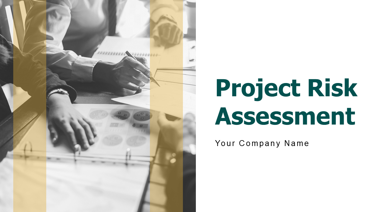 Project Risk Assessment PowerPoint Presentation Slides