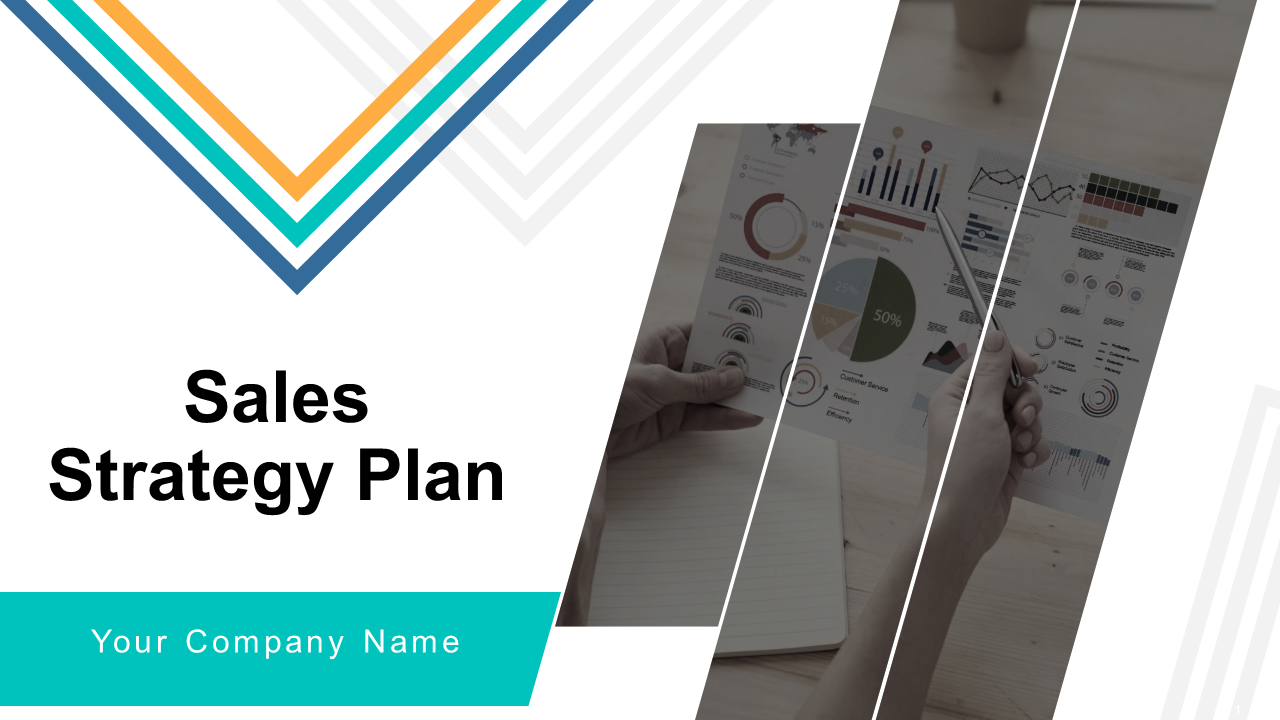 Sales Strategy Plan PowerPoint Slides