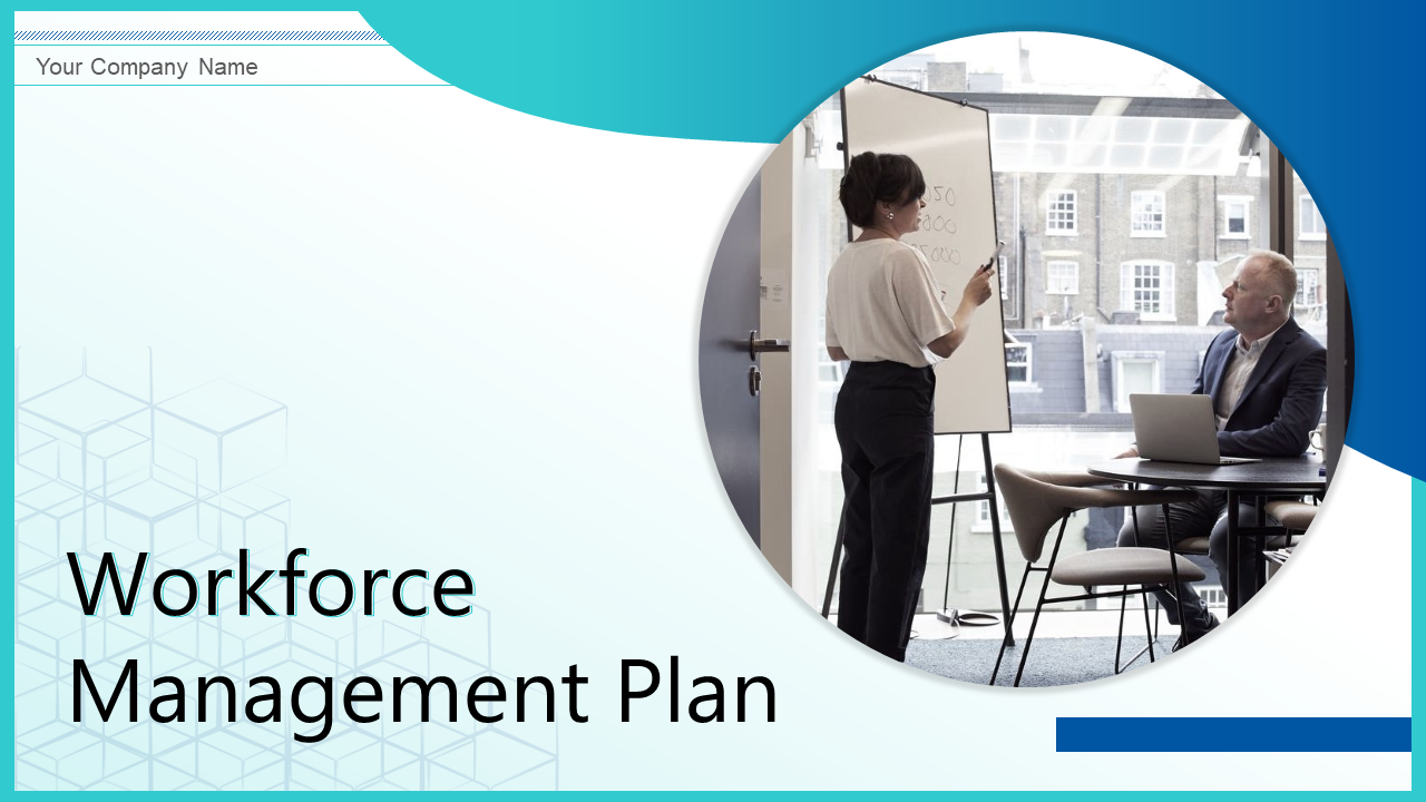 Workforce Management Plan Framework Analysis Template