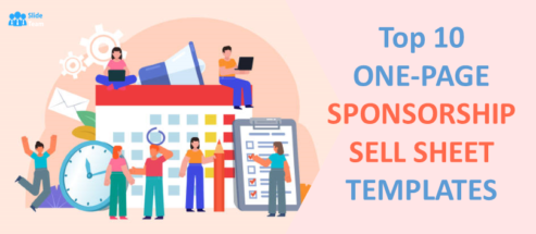 Top 10 One-Page Sponsorship Sell Sheet Templates to Gain Relevant Sponsors for Your Event!