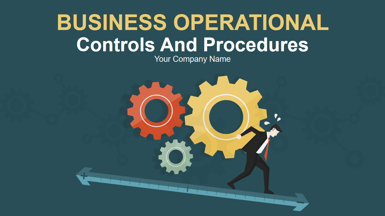 Business Operational Control