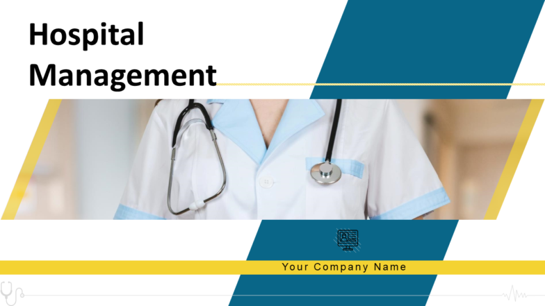 Hospital Management PowerPoint Presentation Slides