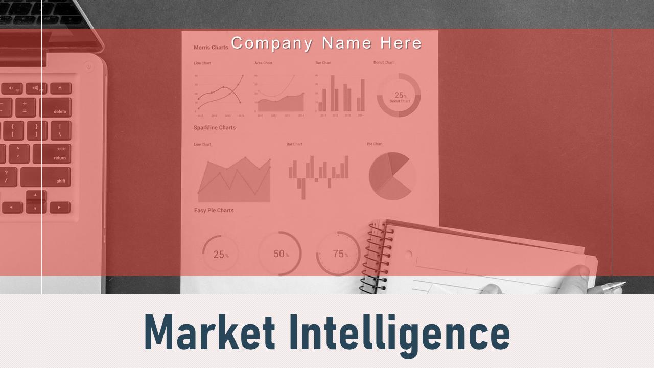 Market Intelligence Analysis PPT Template