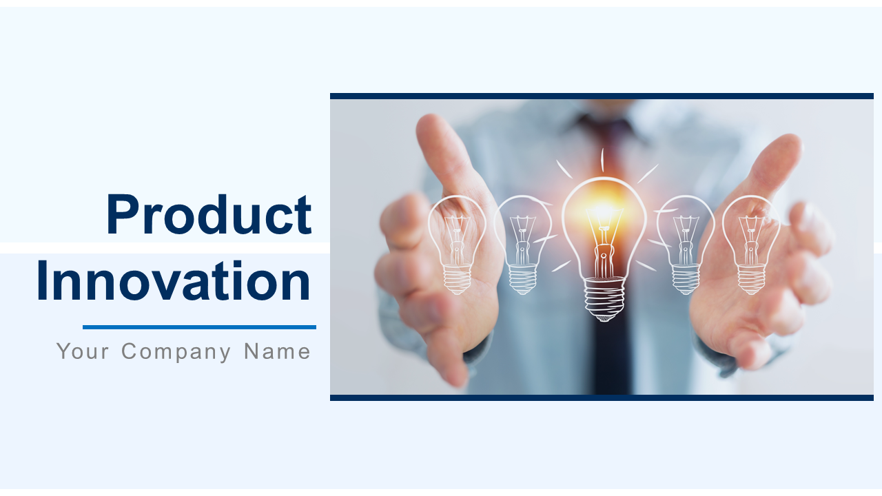 Product Innovation Complete Deck