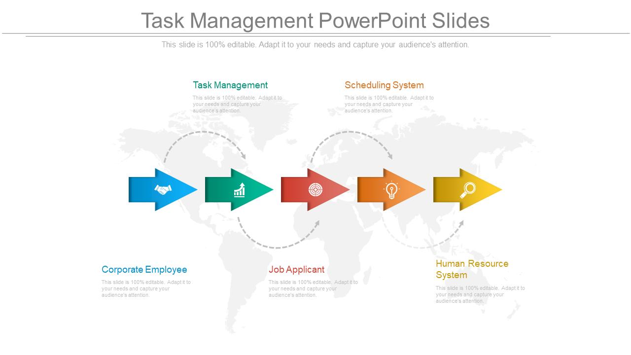 Task Management PowerPoint Slides