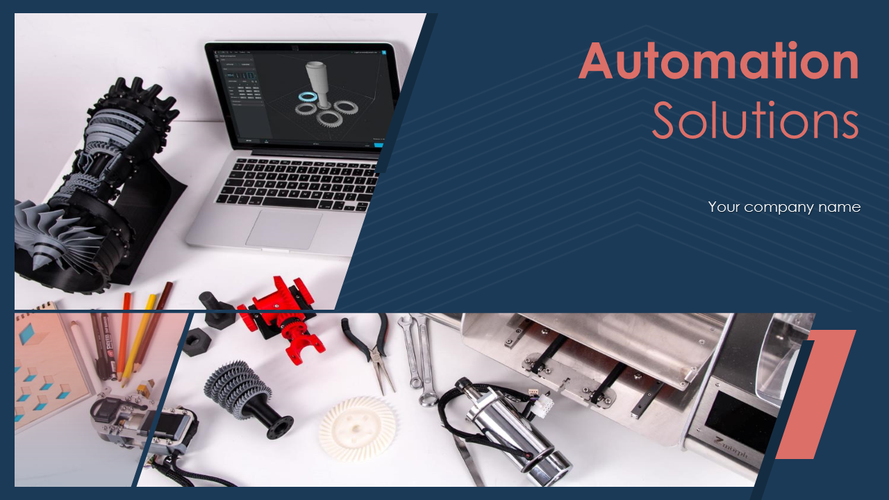 Automation Solutions PowerPoint Presentation