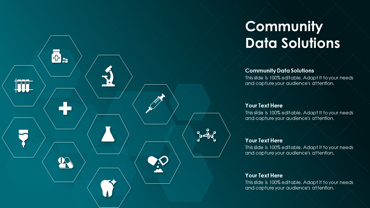 Community Data Solutions PPT