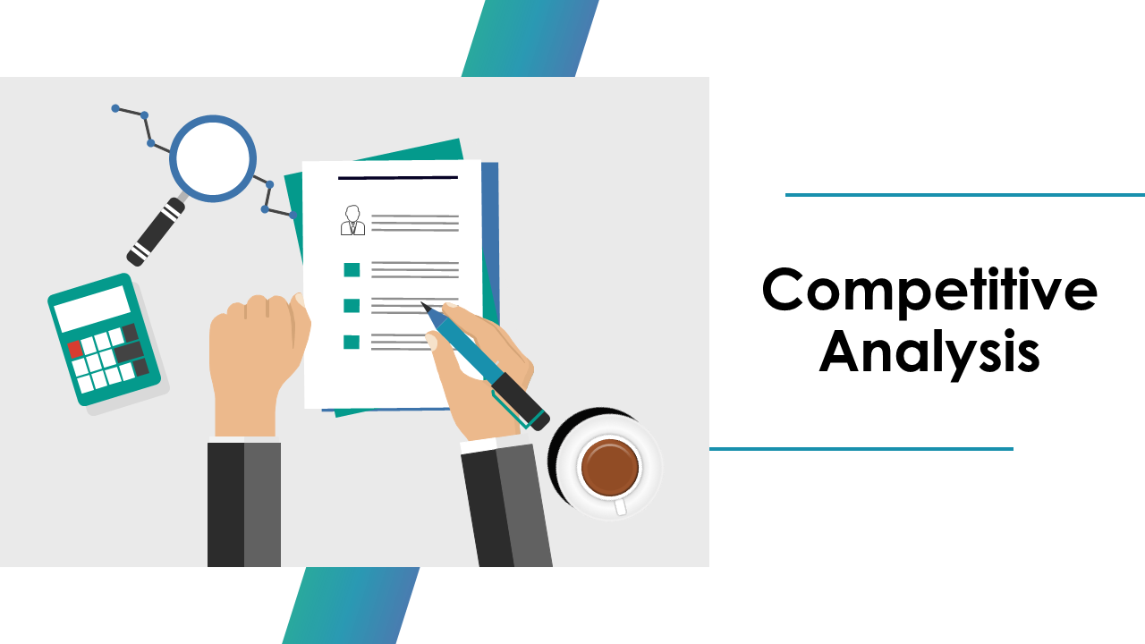 Competitive Analysis PPT Template