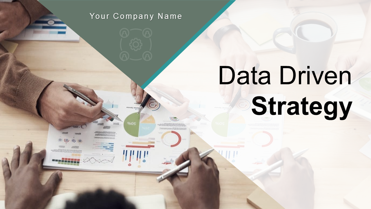 Data Driven Strategy Analytics Complete Deck
