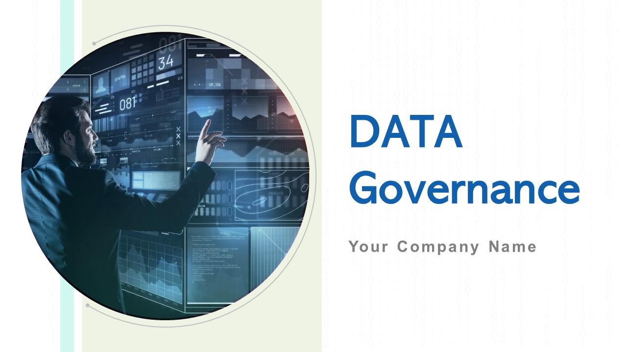 Data Governance PowerPoint Presentation