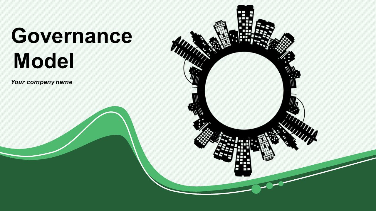 Governance Model PowerPoint Presentation