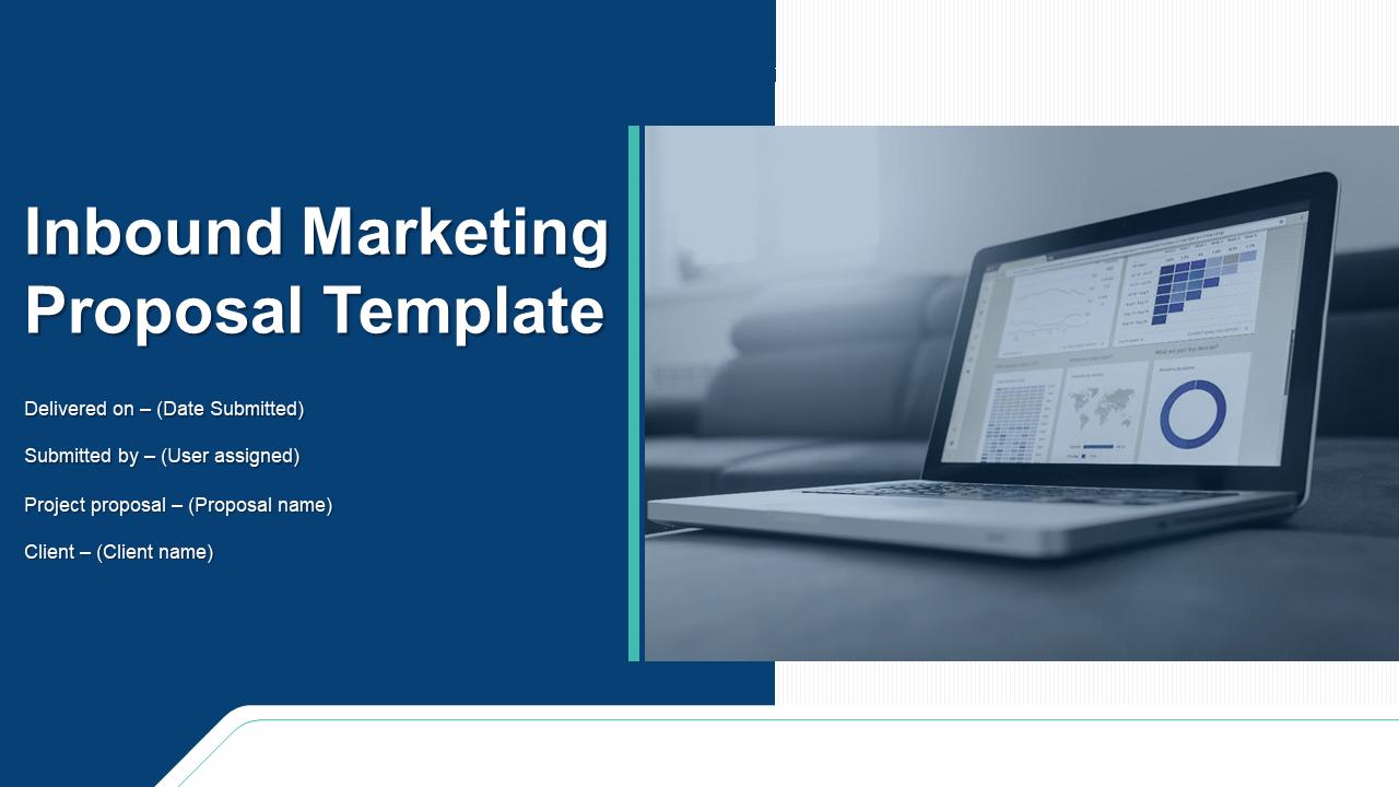 Inbound Marketing Proposal Template