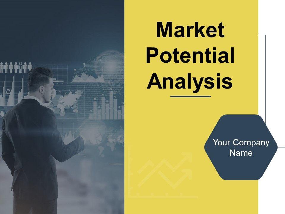 Market Potential Analysis