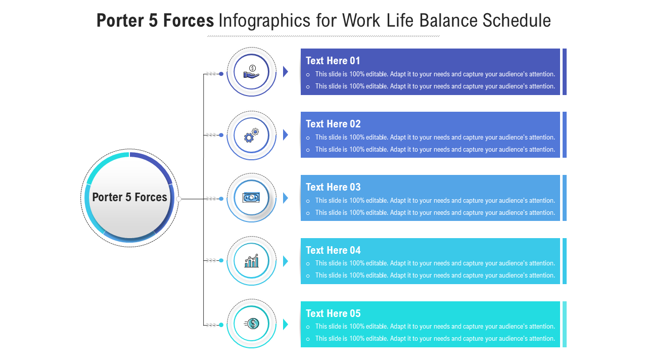Porter 5 Forces For Work-Life Balance Schedule