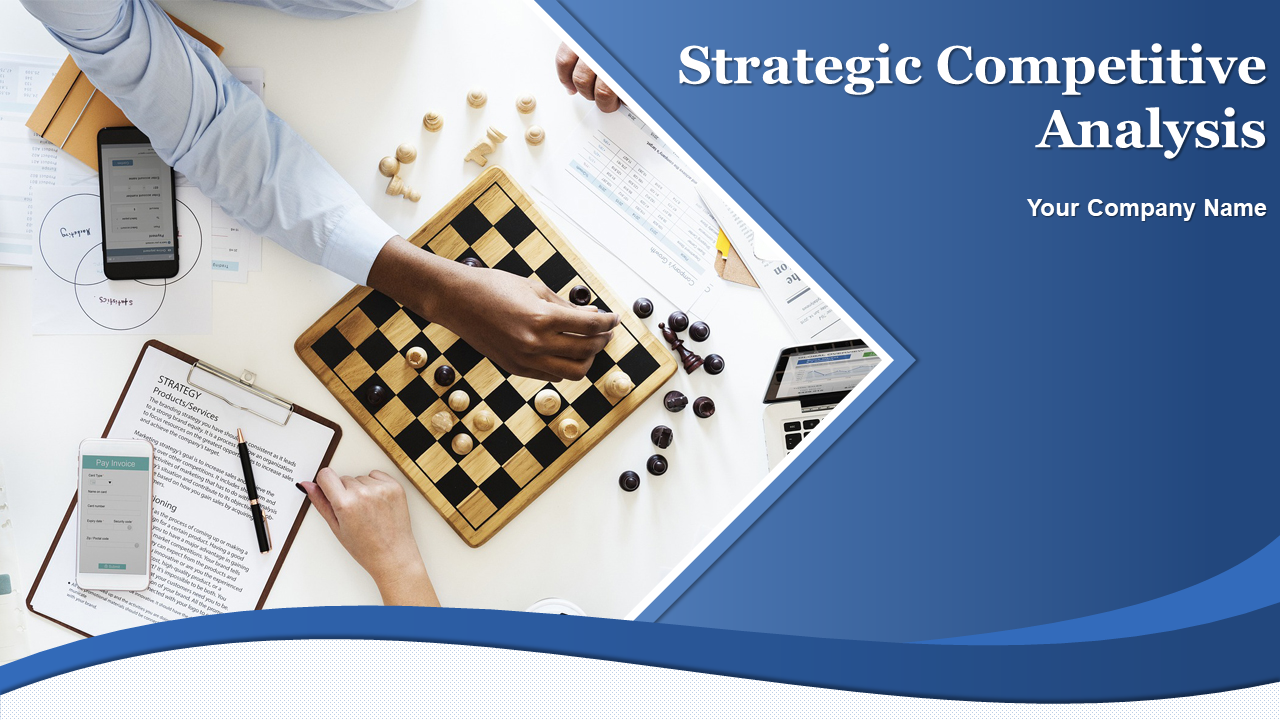 Strategic Competitive Analysis Template