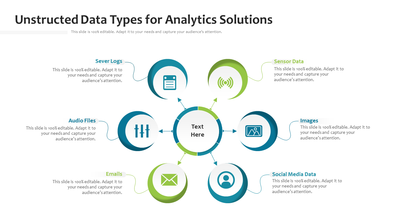 Unstructured Data Types For Analytics Solutions