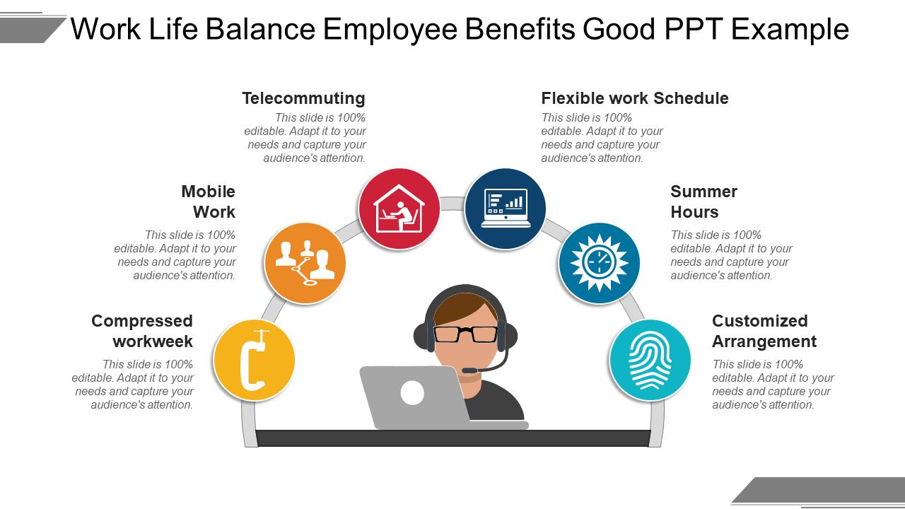 Work-Life Balance Employee Benefits
