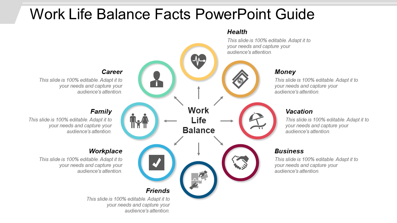 Work-Life Balance Facts PowerPoint Guide