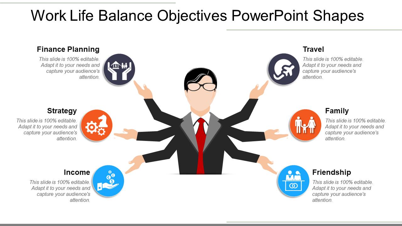 Work-Life Balance Objectives