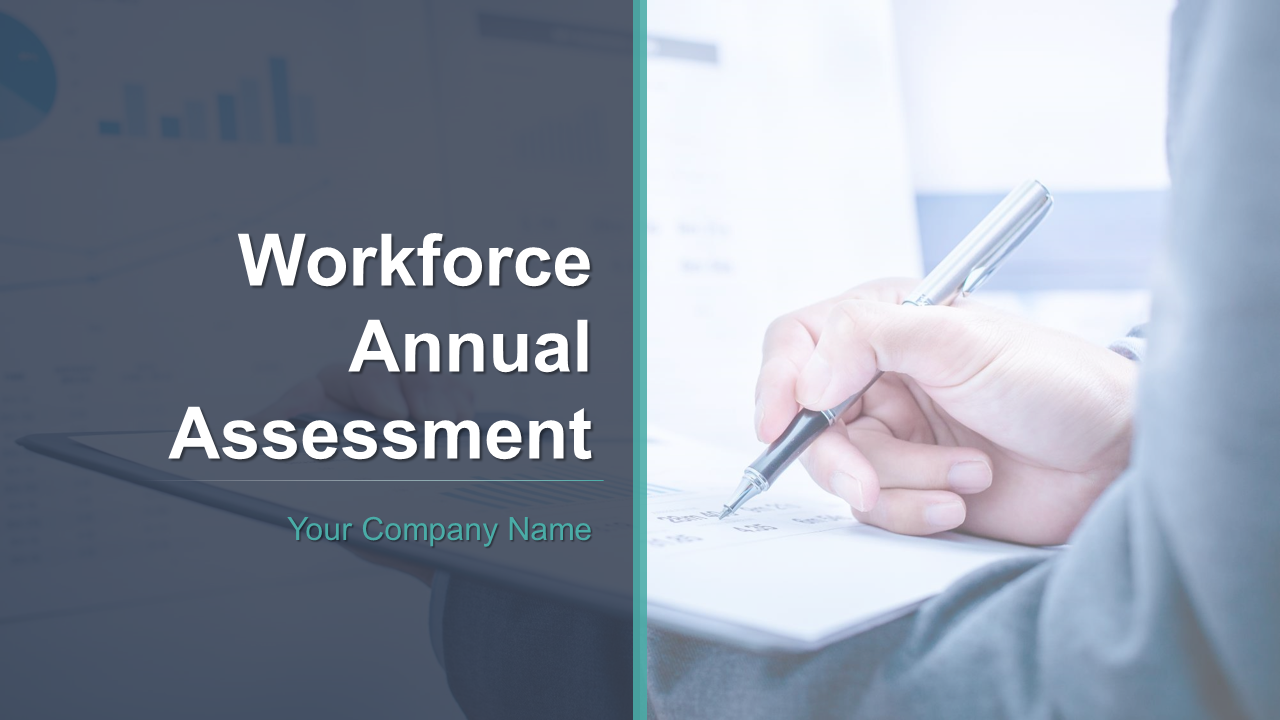Workforce Annual Assessment
