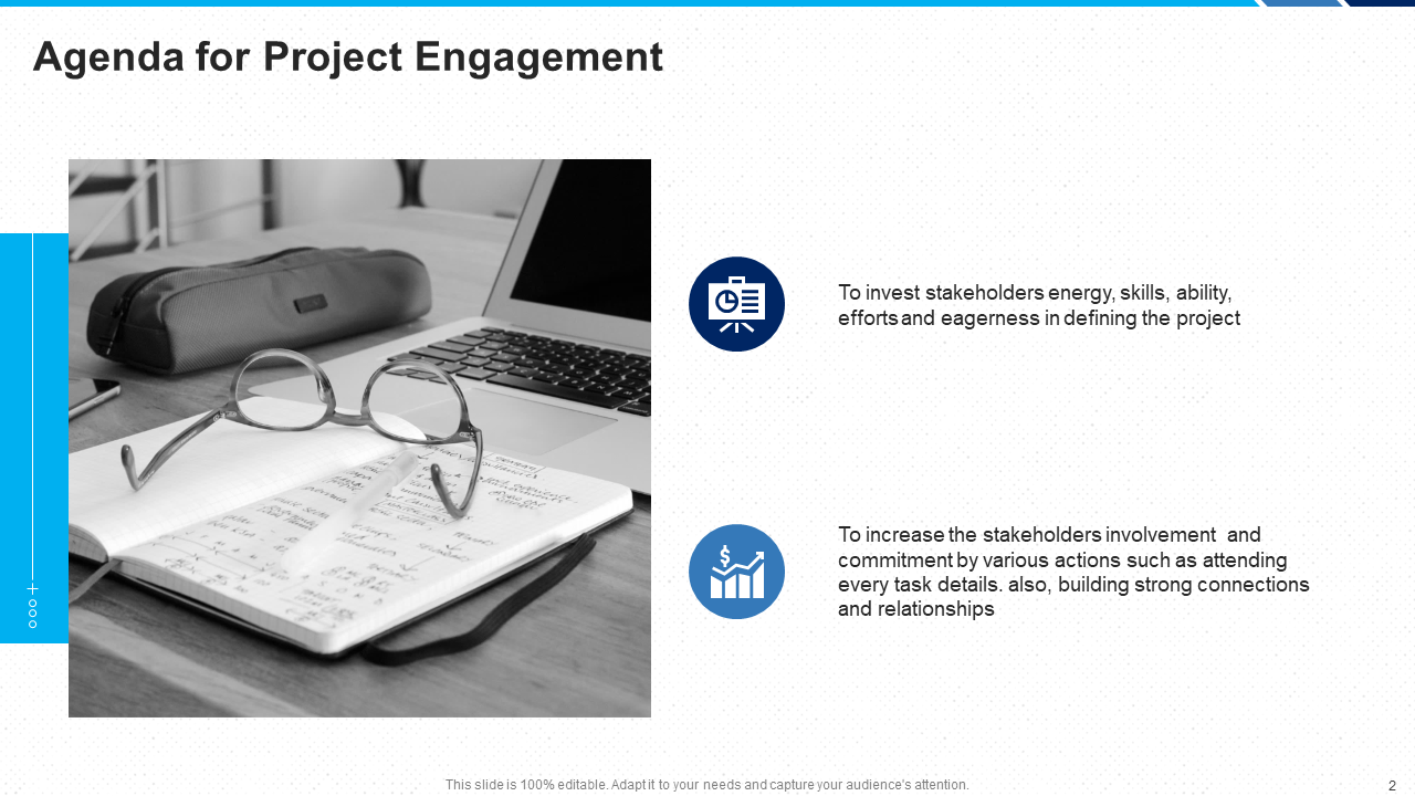 Agenda for Project Engagement Template