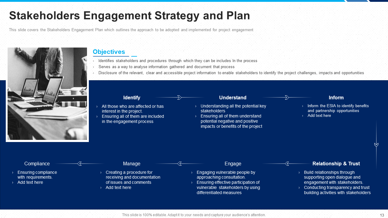 Stakeholder Engagement Strategy and Plan Template