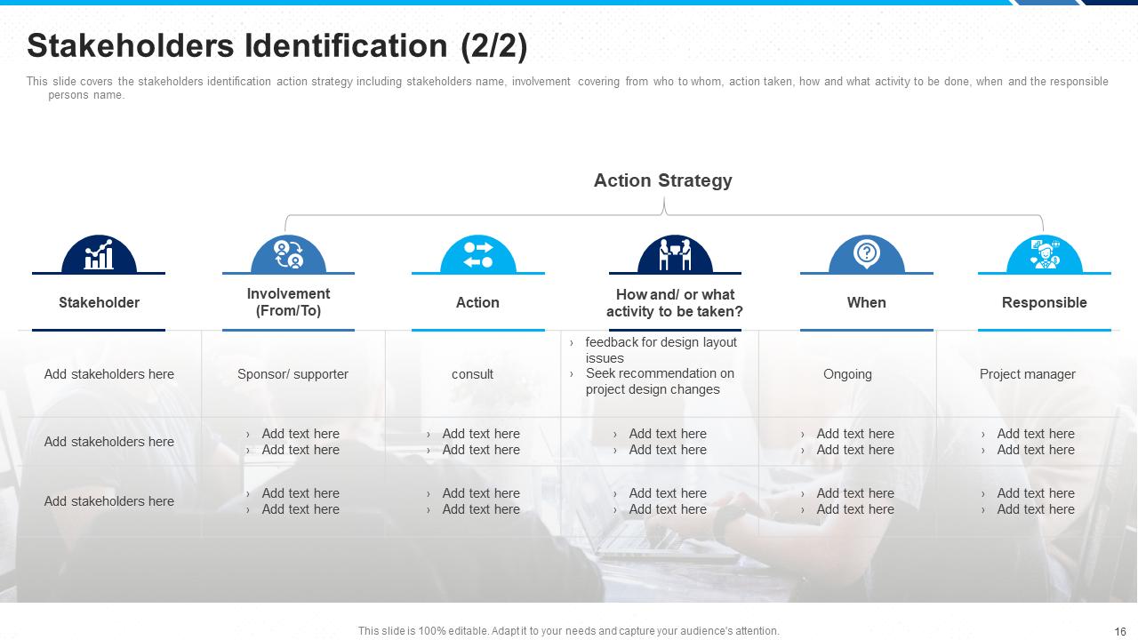 Stakeholder Identification Template