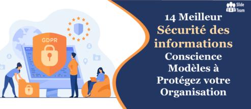 14meilleursmodèles de sécurité de l'information pour protéger votre organisation!