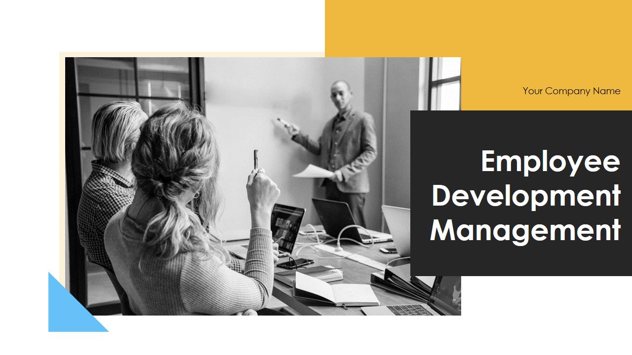 Employee Development Management