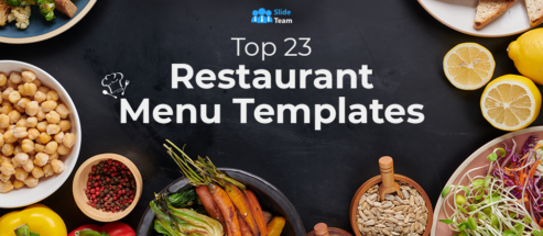 Top 23 Menu Templates for Starting Your Restaurant on a Delicious Note