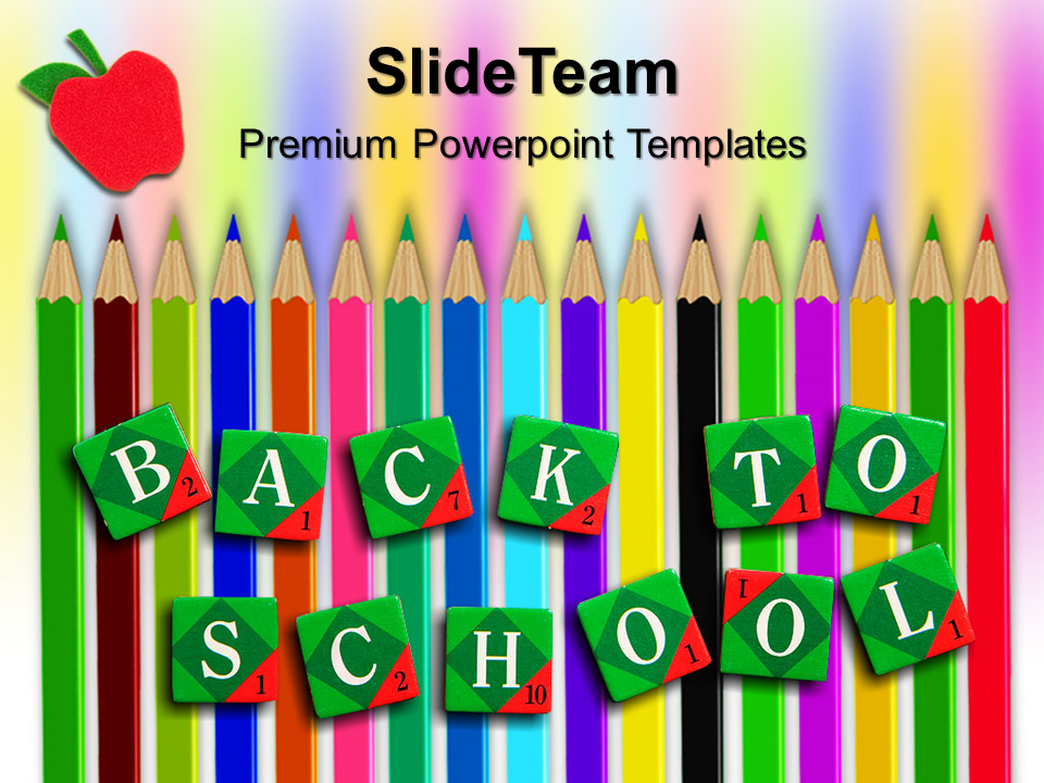 Education Templates For PowerPoint Presentations