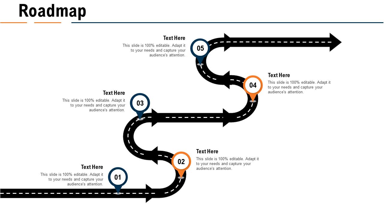 Roadmap PPT Template