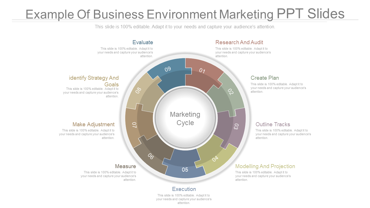 Example Of Business Environment Marketing