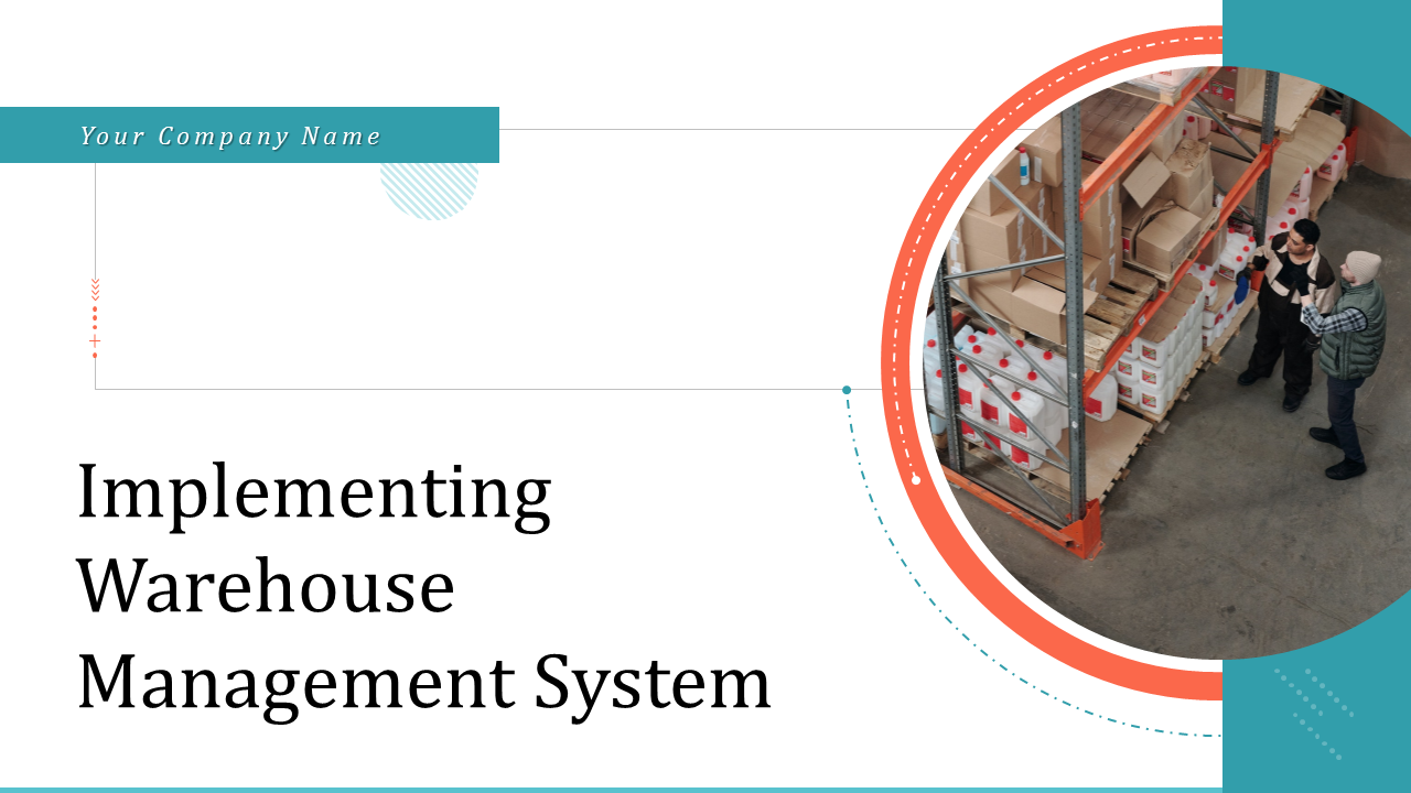 Implementing Warehouse Management System PowerPoint Presentation Slides