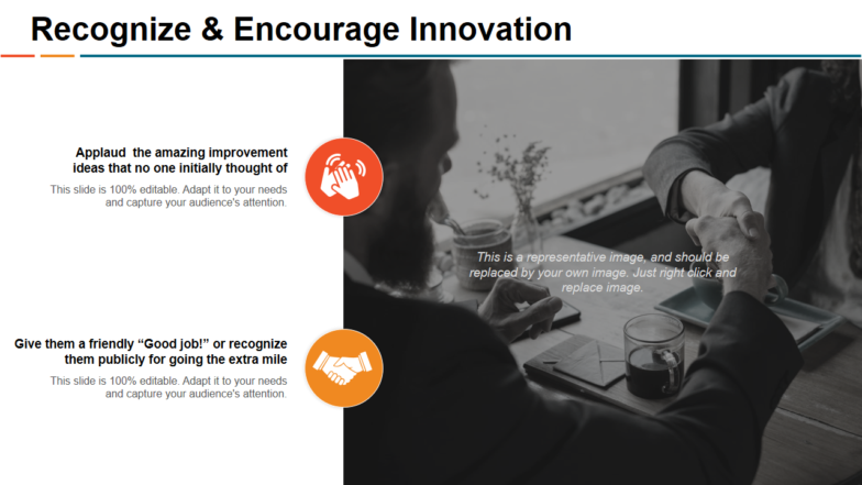 Employee Participation Strategy PPT Template